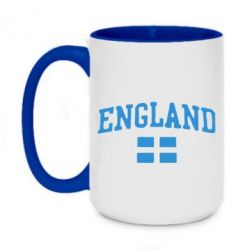 Кружка двоколірна 420ml England