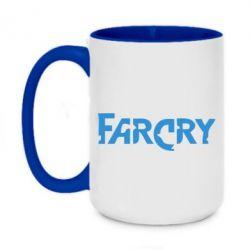 Кружка двоколірна 420ml FarCry