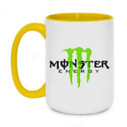 Кружка двухцветная 420ml Monter Energy Classic