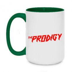 Кружка двухцветная 420ml Prodigy