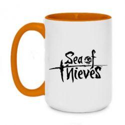 Кружка двоколірна 420ml Sea of Thieves