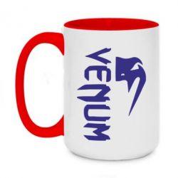 Кружка двухцветная 420ml Venum - FatLine