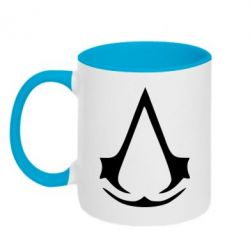 Кружка двухцветная Assassin's Creed - FatLine