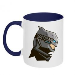 Кружка двухцветная Batman Armoured - FatLine