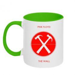 Кружка двухцветная Pink Floyd The Wall - FatLine