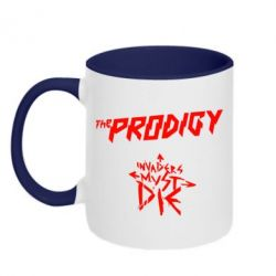 Кружка двухцветная The Prodigy Invanders Must Die - FatLine