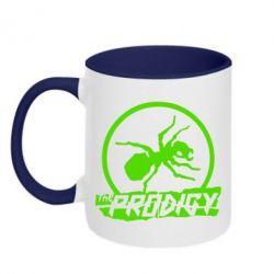 Кружка двухцветная The Prodigy муравей - FatLine