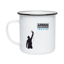 Кружка эмалированная Armin Imagine