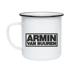 Кружка эмалированная Armin