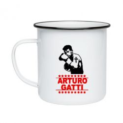 Кружка емальована Arturo Gatti