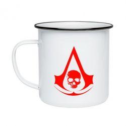 Кружка емальована Assassin's Creed Misfit