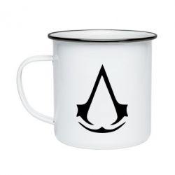 Кружка эмалированная Assassin's Creed