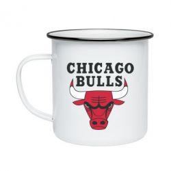 Кружка эмалированная Chicago Bulls Classic