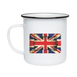 Кружка эмалированная England