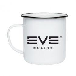Кружка эмалированная EVE Online