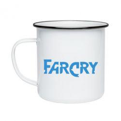 Кружка емальована FarCry