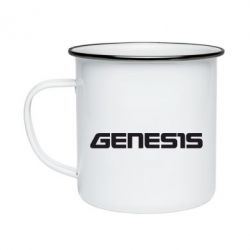 Кружка емальована GENESIS