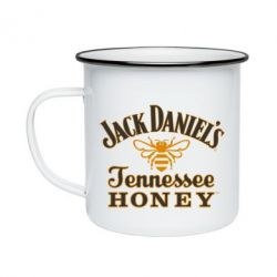 Кружка емальована Jack Daniel's Tennessee Honey