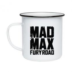 Кружка эмалированная MadMax