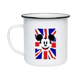 Кружка эмалированная Mickey Swag