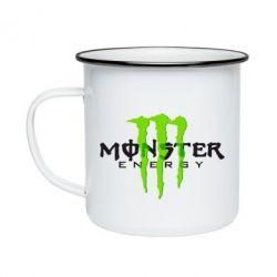 Кружка эмалированная Monter Energy Classic
