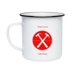 Кружка емальована Pink Floyd The Wall