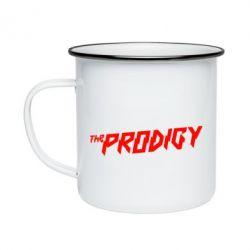 Кружка эмалированная Prodigy