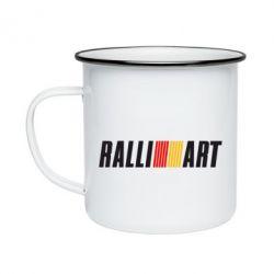 Кружка эмалированная Ralli Art Small
