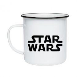 Кружка емальована STAR WARS