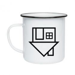 Кружка эмалированная The Neighbourhood Logotype