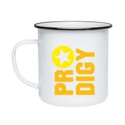 Кружка эмалированная The Prodigy Star