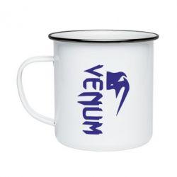 Кружка эмалированная Venum - FatLine