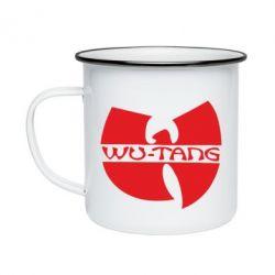 Кружка эмалированная WU-TANG - FatLine