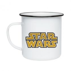 Кружка емальована Зоряні війни