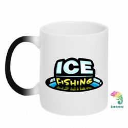 Кружка-хамелеон Ace Fishing