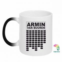 Кружка-хамелеон Armin Van Buuren Trance - FatLine
