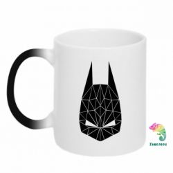 Кружка-хамелеон Art Batman - FatLine