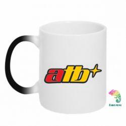 Кружка-хамелеон ATB - FatLine