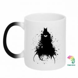 Кружка-хамелеон Batman Spray - FatLine