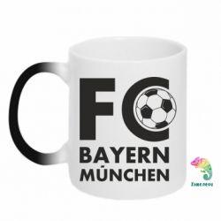 Кружка-хамелеон Бавария Мюнхен