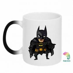 Кружка-хамелеон Бэтмен Арт