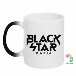 Кружка-хамелеон Black Star Mafia