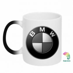 Кружка-хамелеон BMW Black & White