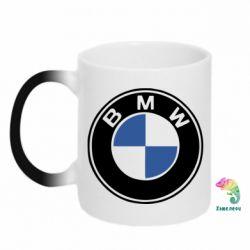 Кружка-хамелеон BMW