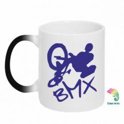 Кружка-хамелеон BMX - FatLine
