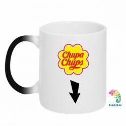 Кружка-хамелеон Chupa Chups - FatLine