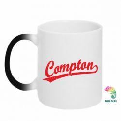 Кружка-хамелеон Compton Vintage - FatLine