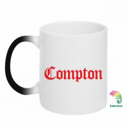 Кружка-хамелеон Compton - FatLine