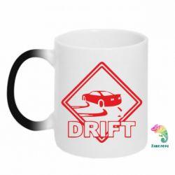 Кружка-хамелеон Drift