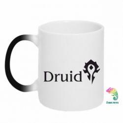Кружка-хамелеон Druid Orc